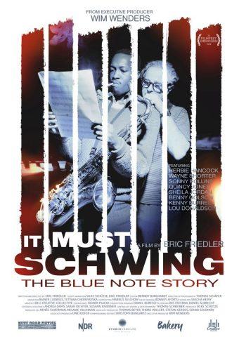 It must Schwing - 2018 Filmposter