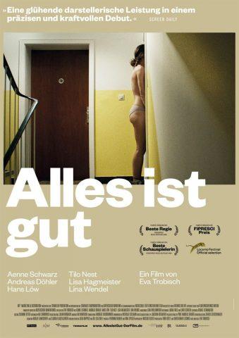 Alles ist gut - 2018 Filmposter