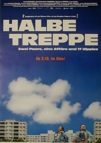 Halbe Treppe - 2002 Filmposter