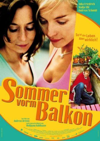 Sommer vorm Balkon - 2005 Filmposter