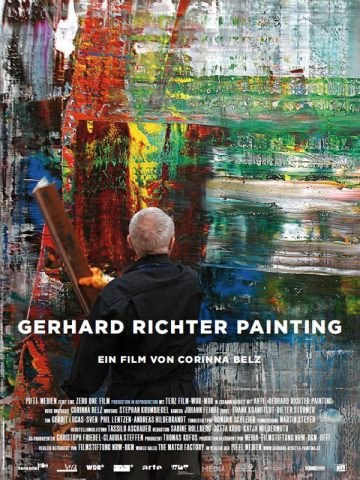 Gerhard Richter - 2011 Filmposter