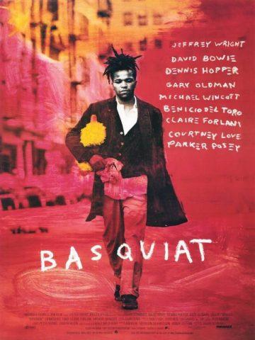 Basquiat - 1996 Filmposter