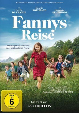 Fannys Reise - 2016 Filmposter