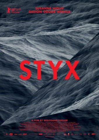 Styx - 2018 Filmposter