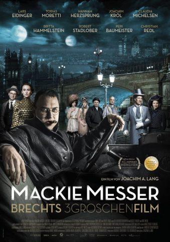 Mackie Messer - 2018 Filmposter