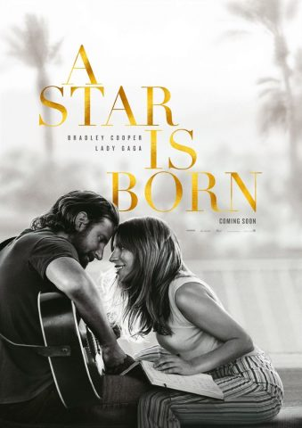 A Star is Born - 2018 Filmposter