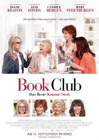 Book Club - 2018 Filmposter