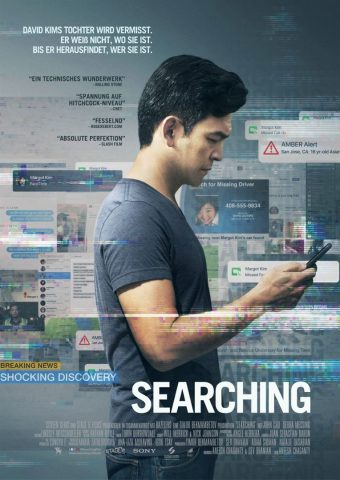 Searching - 2018 Filmposter