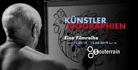 Künstlerbiografien: Filmreihe 2018