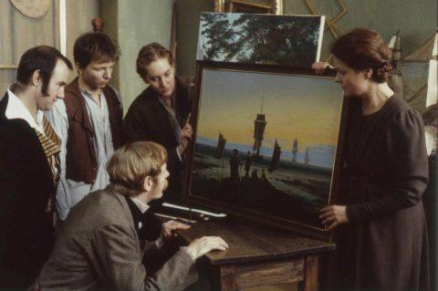 Caspar David Friedrich - Grenzen der Zeit - 1986