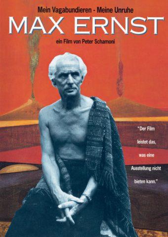 Max Ernst - 1991 Filmposter