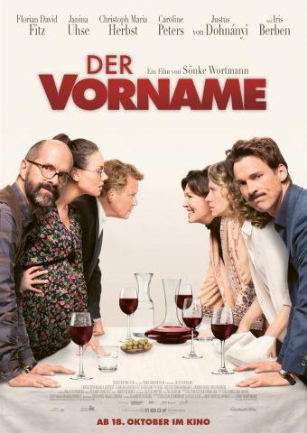 Der Vorname - 2018 Filmposter