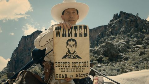 The Ballad of Buster Scruggs - 2018