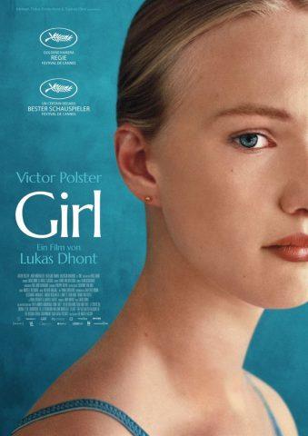 Girl - 2018 Filmposter