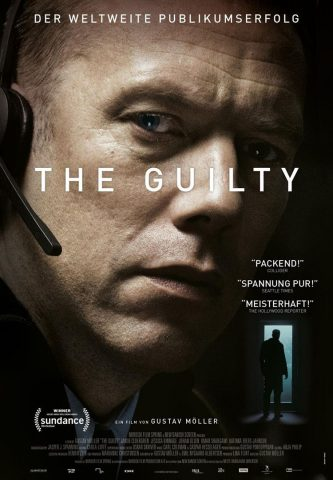 The Guilty - 2018 Filmposter