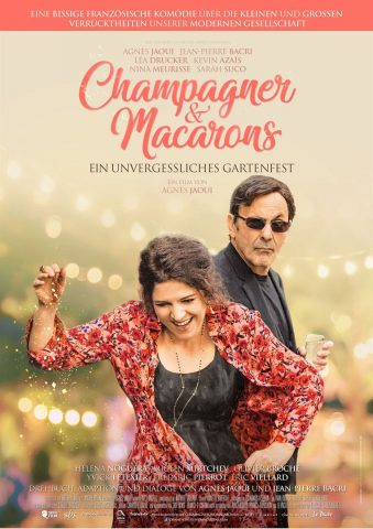 Champagner und Macarons - 2018 Filmposter