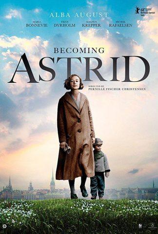 Astrid - 2018 Filmposter