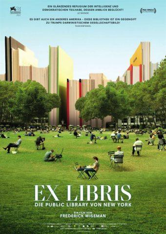 Ex Libris - 2017 Filmposter