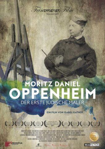 Moritz Daniel Oppenheim - 2017 Filmposter