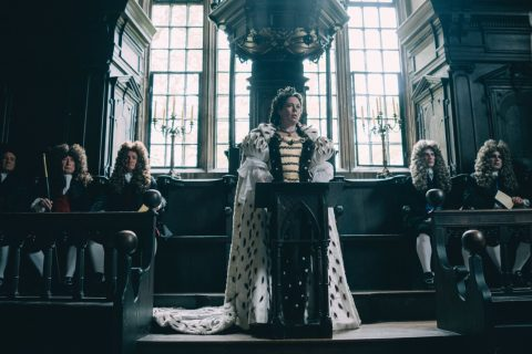 The Favourite - 2018