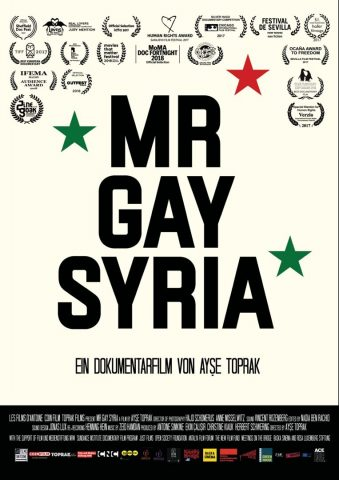 Mr. Gay Syria - 2017 Filmposter