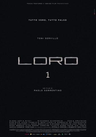 Loro - 2018 Filmposter