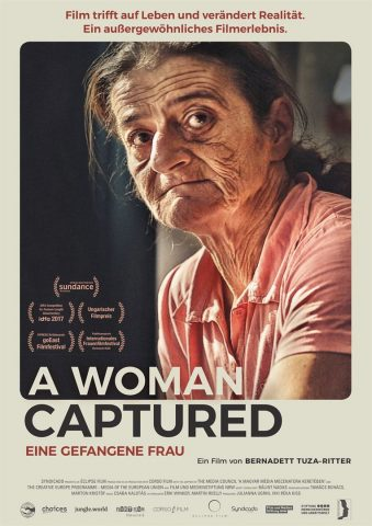 A Woman Captured - 2017 Filmposter