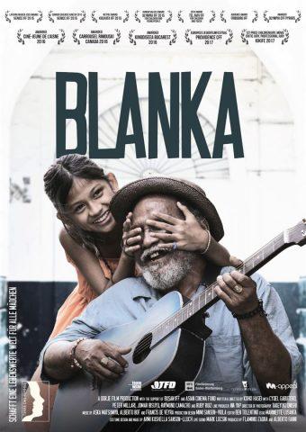Blanka - 2015 Filmposter