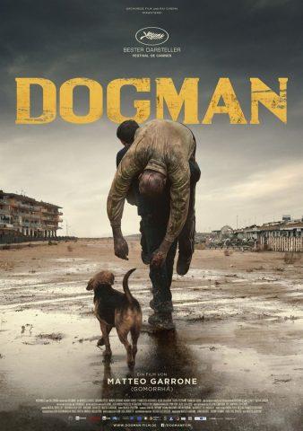 Dogman - 2018 Filmposter