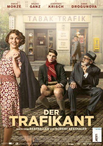 Der Trafikant - 2018 Filmposter