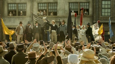 Peterloo - 2017