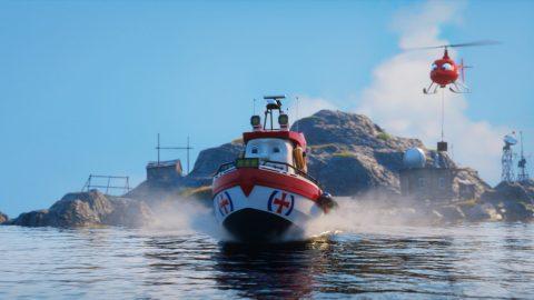 Elias, das kleine Rettungsboot - 2017