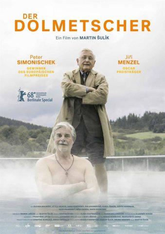 Der Dolmetscher - 2018 Filmposter
