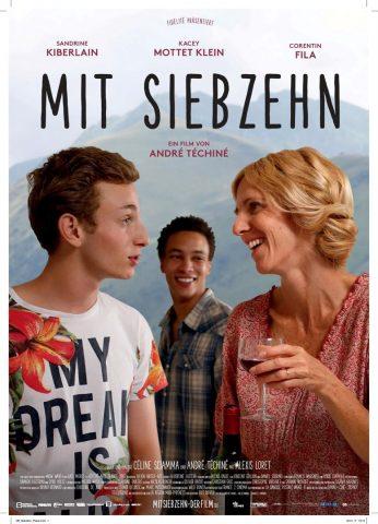Mit Siebzehn - 2016 Filmposter