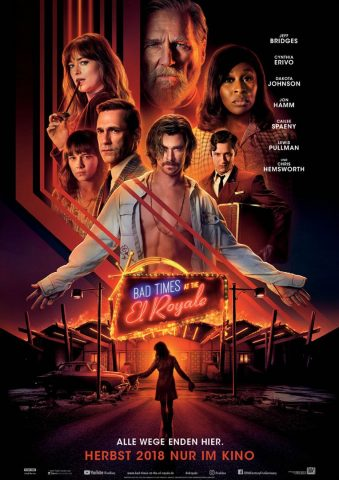 Bad Times at the El Royale - 2018