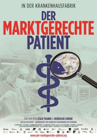Der marktgerechte Patient - 2018 Filmposter