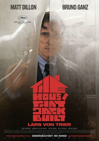 The House that Jack built - 2018 Filmposter