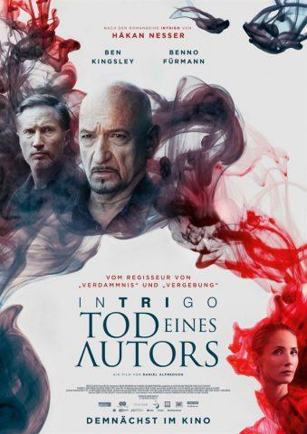 Intrigo: Tod eines Autors - 2018 Filmposter
