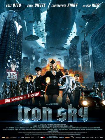 Iron Sky - 2012 Filmposter