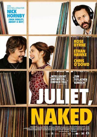 Juliet, Naked - 2018 Filmposter