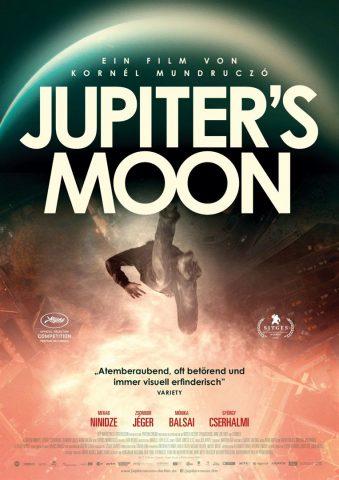 Jupiter´s Moon - 2017 Filmposter