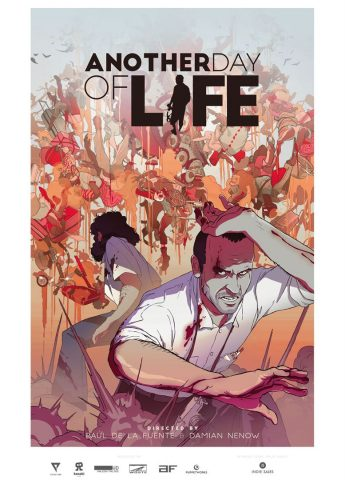 Another Day of Life - 2018 Filmposter