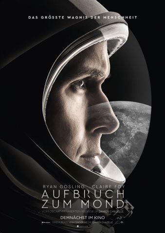 Aufbruch zum Mond - 2018 Filmposter