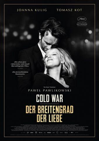 Cold War - 2018 Filmposter