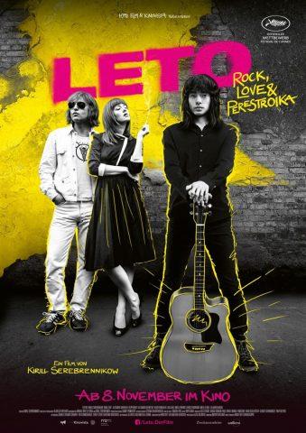 Leto - 2018 Filmposter