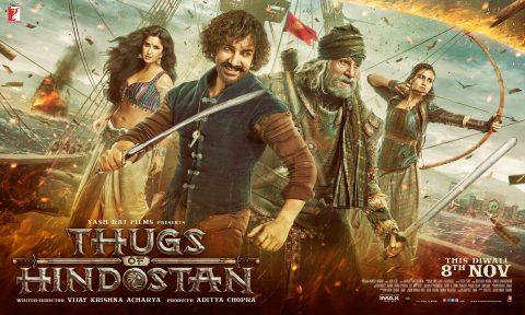 Thugs of Hindostan - 2018