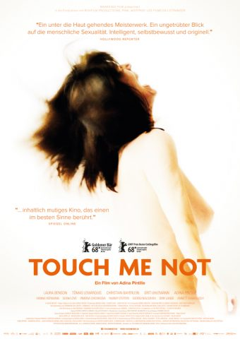 Touch me not - 2017 Filmposter