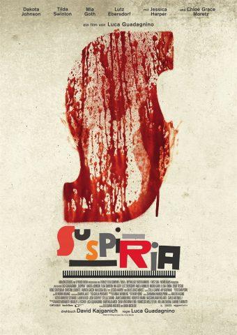 Suspiria - 2018 Filmposter