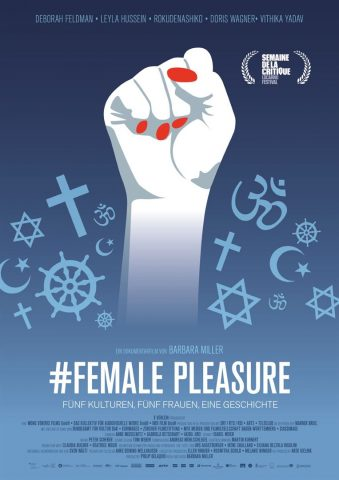 #Female Pleasure - 2018 Filmposter
