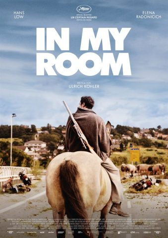 In my Room - 2018 Filmposter